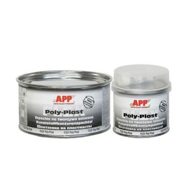 APP Шпатлевка для пластика 0,6 кг