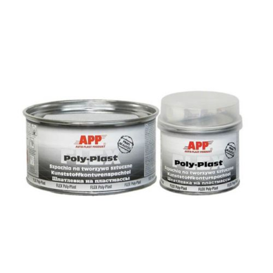 APP Шпатлевка для пластика 1,8 кг
