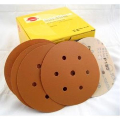 SunMight диск абразивный GOLD d150 P 150