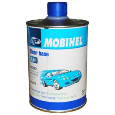 MOBIHEL Бесцветная база 0,5л