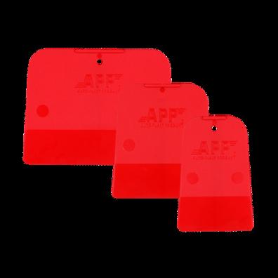 APP Шпателя из сополимера TS-3 (5*6*9см,7*8*9см,12*11*9см) в комплекте -3шт
