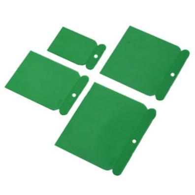 BOLL Шпатели пластиковые (набор 4 шт)
