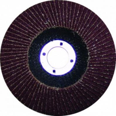 ZENIT Диск лепестковый зачистной 125*22,2 мм зерно 80