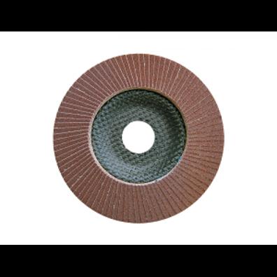 APP Абразивный пластинчатый круг для шлифования стали Р80 125*22мм