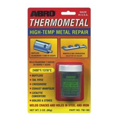 Abro Термометалл(холодная сварка), 85гр (TM-185)