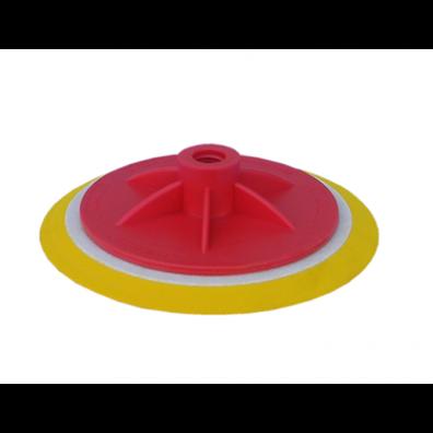 Платформа для полировального круга с направляющей трубкой