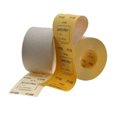 Smirdex наждачная бумага в рулоне 116мм Р80 НА МЕТРАЖ