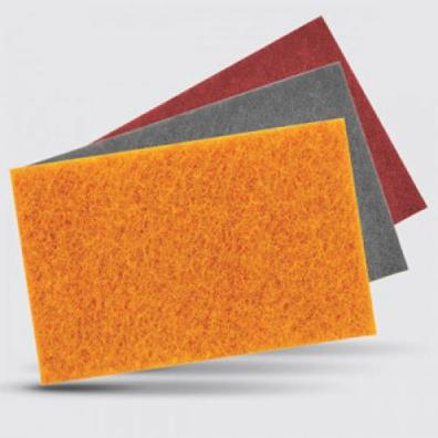 SMIRDEX скотч-брайт, зерно р320-красный