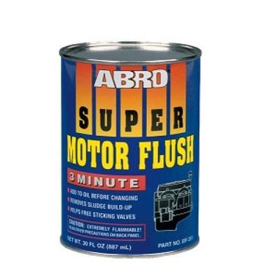 Abro Промывка двигателя