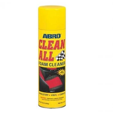Abro Очиститель салона пенный универсальный 623 грамма (FC-577)