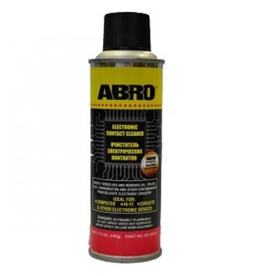 Abro Очиститель электронных контактов, 163гр (EC-533)