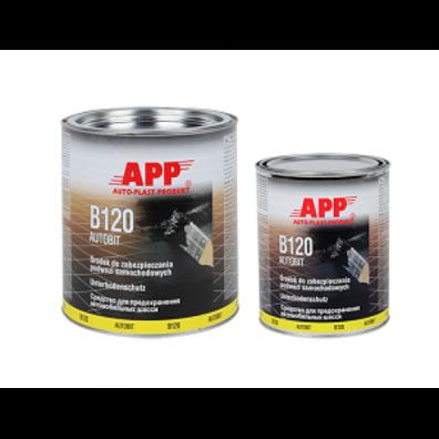 APP B120 Autobit Масса для защиты и консервации кузова автомобиля 1.3кг