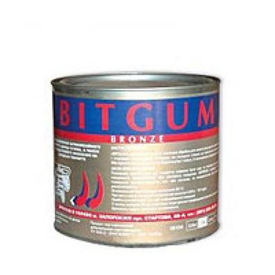 Мастика БИТ-ГУМ Бронза 2 кг