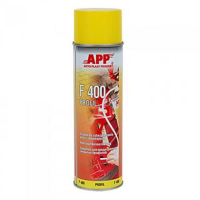 APP Мовиль F-410 PROFIL 0.5L коричневый аэрозоль