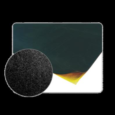 APP Самоклеящийся полимерный звукопоглащающий мат - гладкий 500х500мм