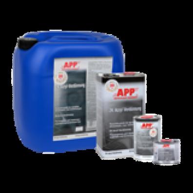 APP Растворитель к акриловым и базовым продуктам 5 литров