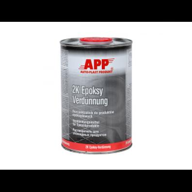 APP Растворитель для эпоксидных продуктов 1 литр